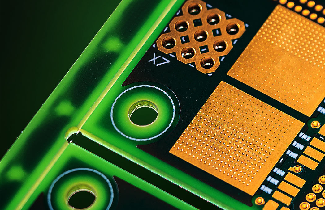 Innovative printed circuit board technology for high-current applications