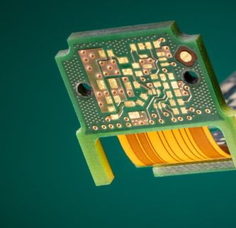 Rigid-flex circuit boards