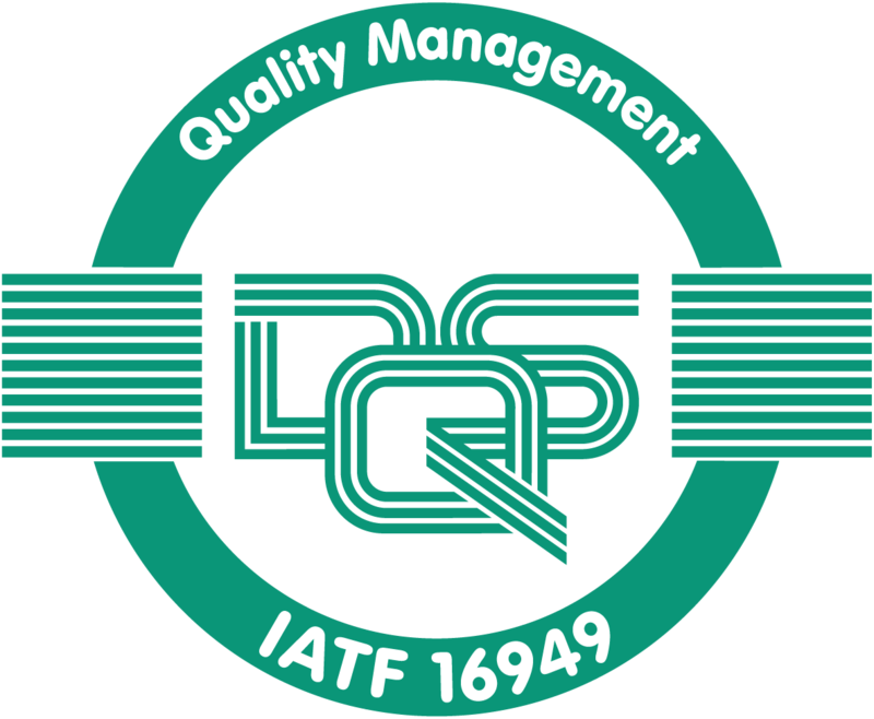 Graphic of the IATF 16949 seal