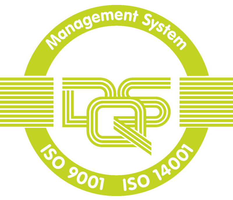 Seal for compliance with the environmental management standard at the printed circuit board manufacturer KSG